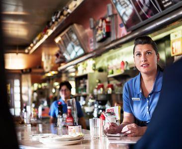 Lifestyle Portrait - Shannon at Route 54 Diner.jpg