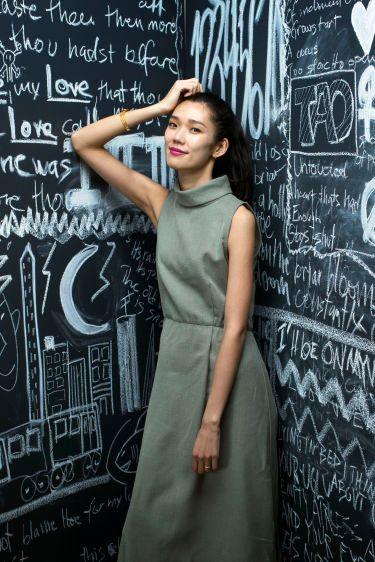 Actress Tao Okamoto