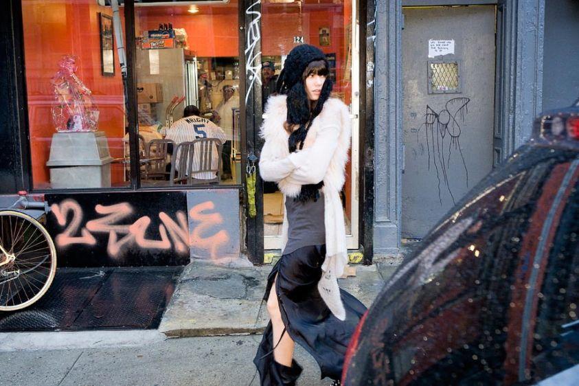 Sheila Marquez for Spur Magazine