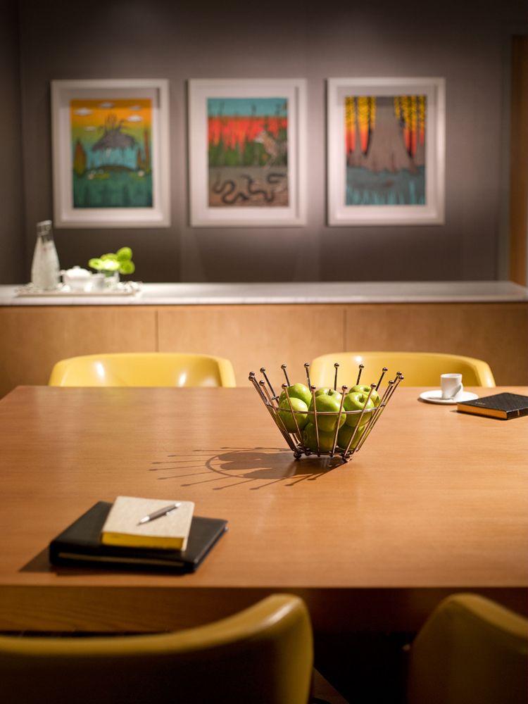 John-Sutton-Photography-InterContinental O'Hare Meeting Room