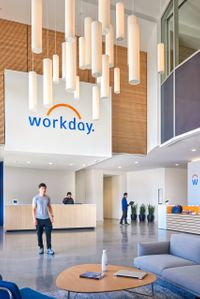 Workday - First Floor Lobby