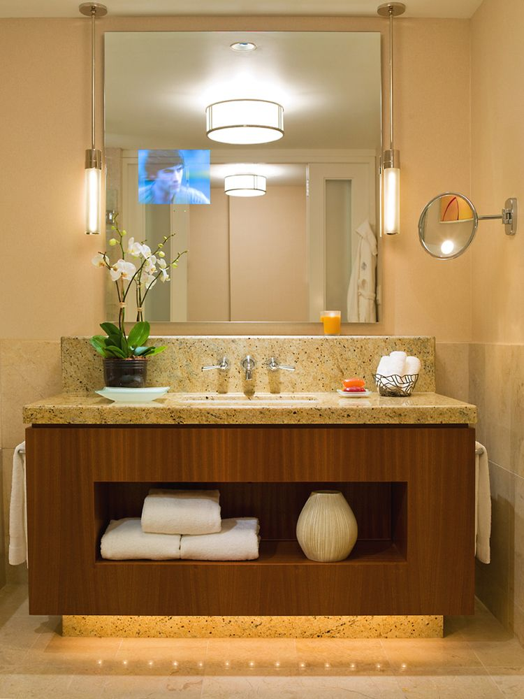 John-Sutton-Photography-Four Seasons Hotel Guest Bathroom