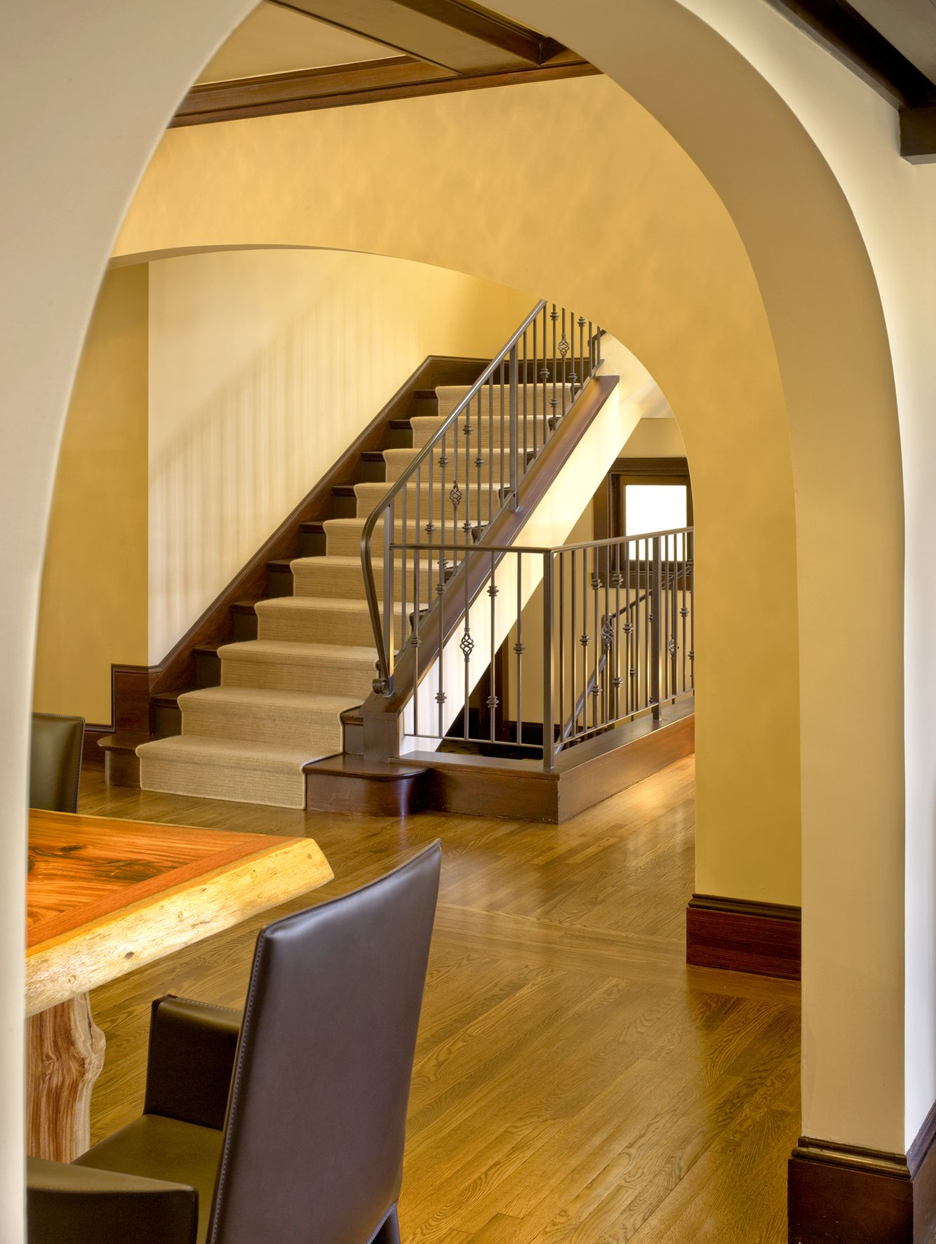 John Sutton Photography - Residential Stairway