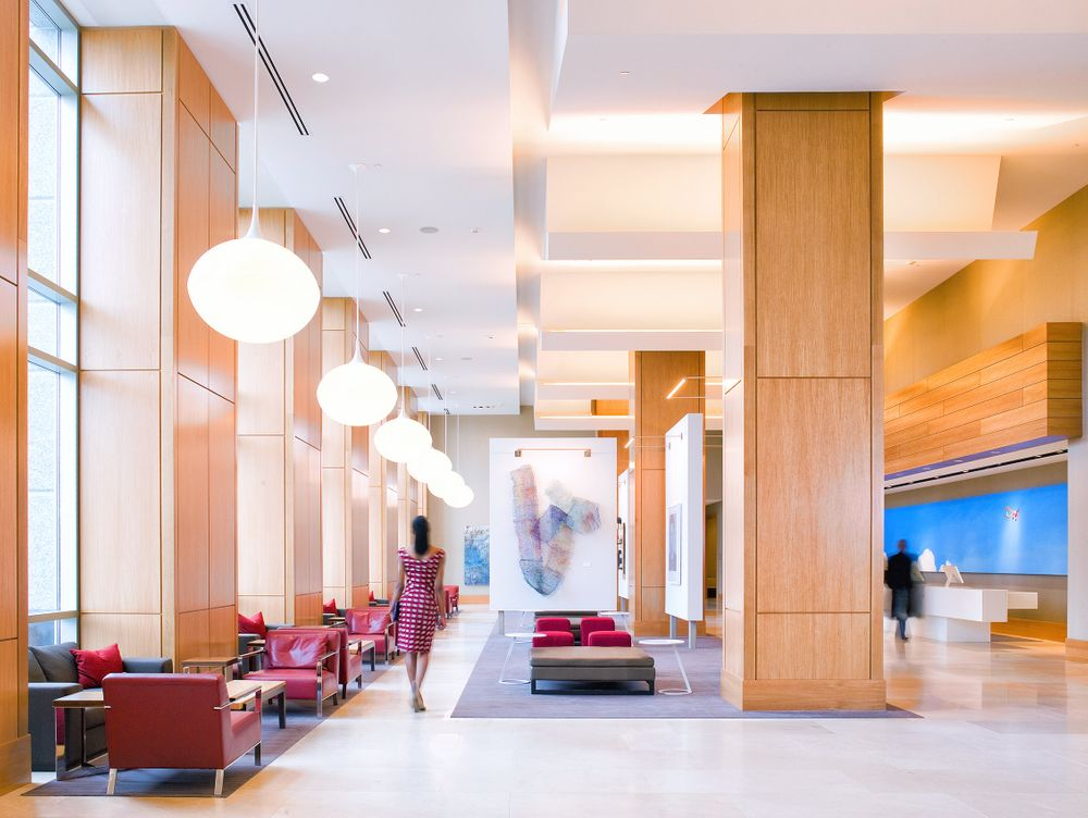 John Sutton Photography InterContinental Lobby