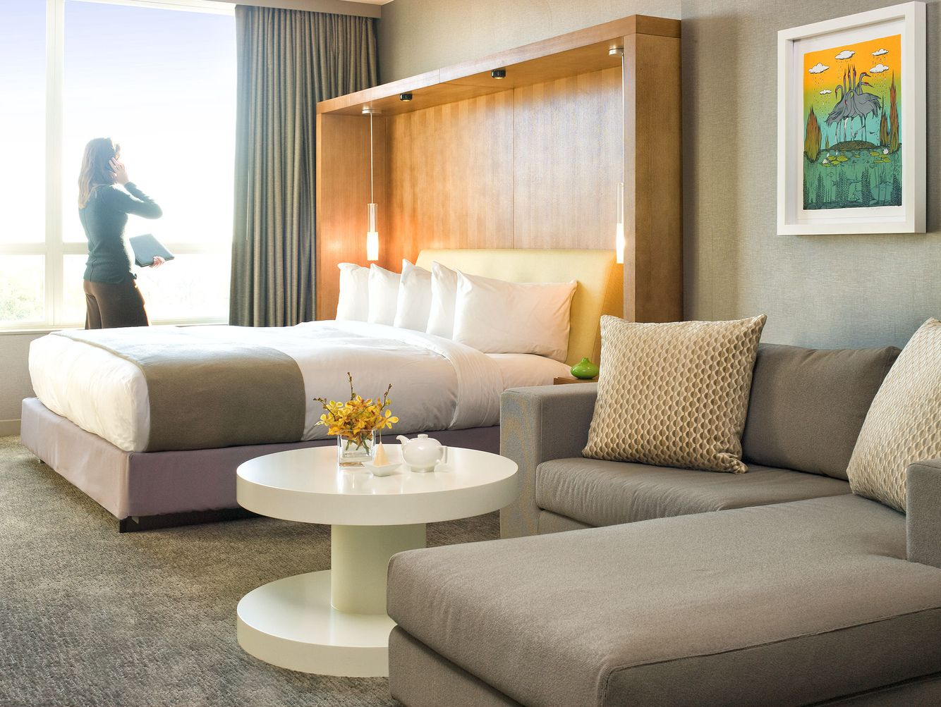 John Sutton Photography InterContinential Guest Room
