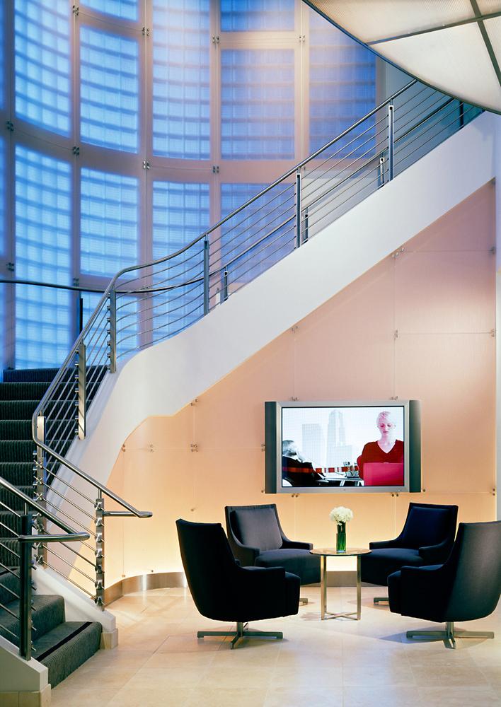 John-Sutton-Photography-Verisign Reception Stairway