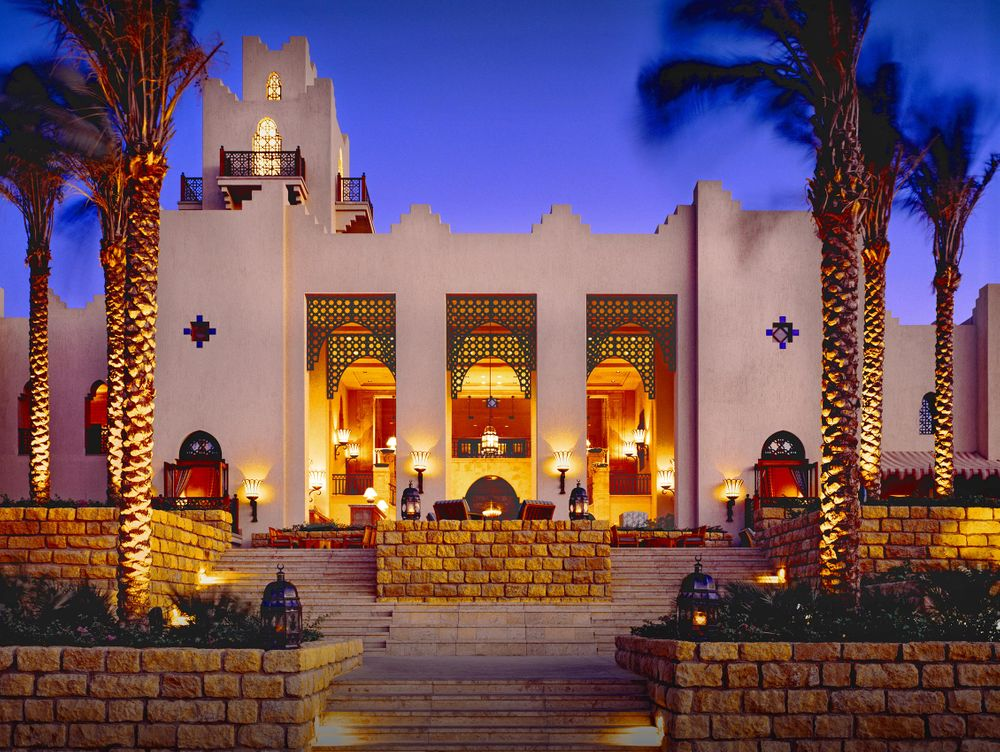 John-Sutton-Photography-Four Seasons Resort Sharm el Sheikh Egypt at Dawn