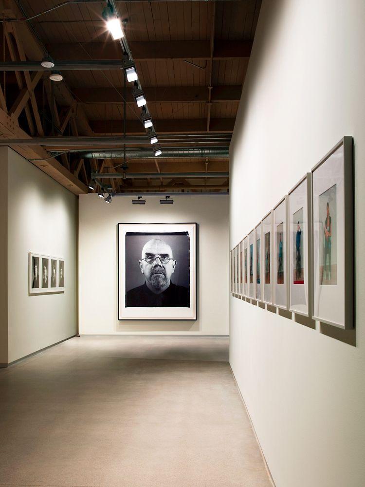 Pier 24 Art Gallery San Francisco California