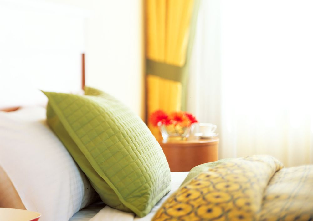 John-Sutton-Photography-Marriott Hotel Guest Room