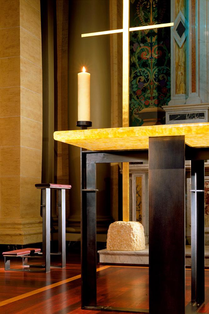 John-Sutton-Photography-St. Ignatius Altar Detail