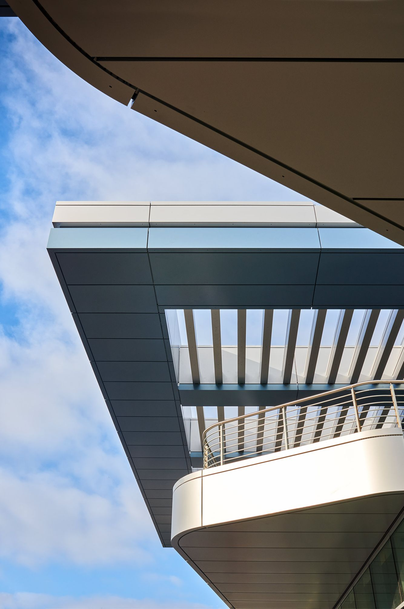 Architectural Photography - Innovation Curve