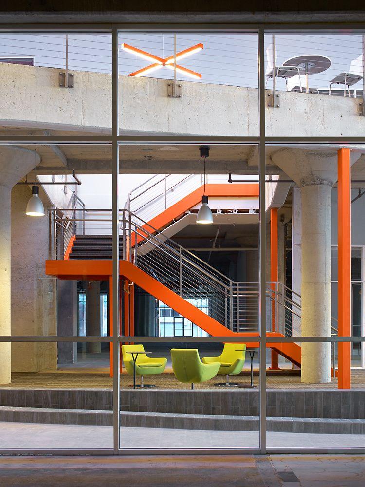 444 De Haro Street Interior Photograph