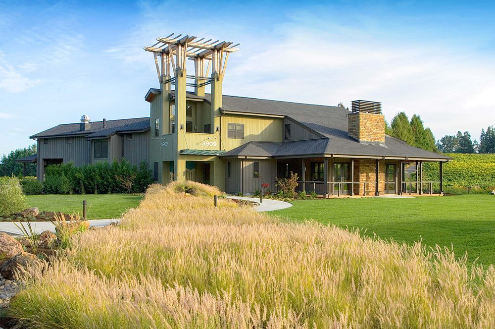 Lynmar Winery Exterior