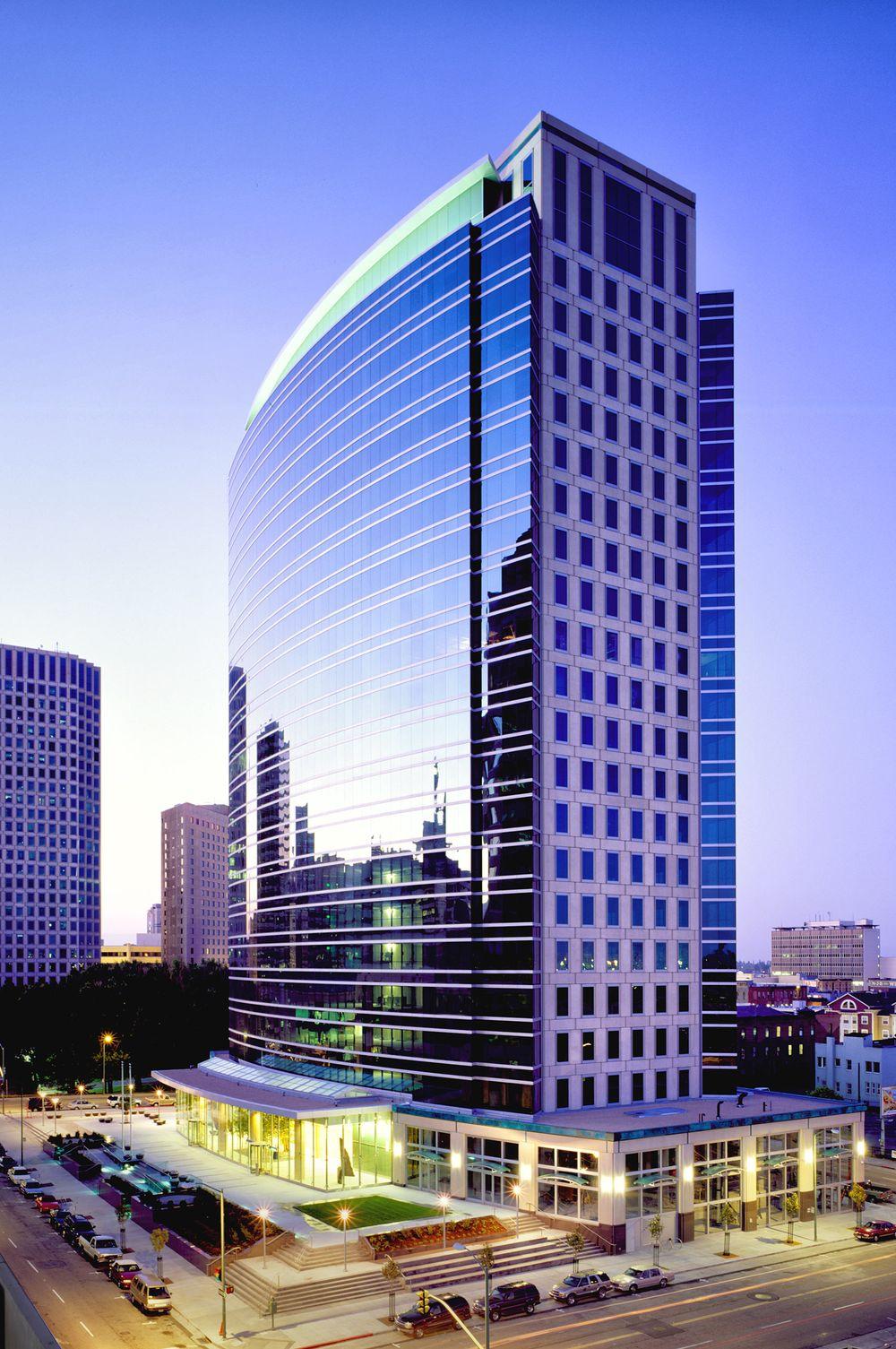 City Center Oakland CA