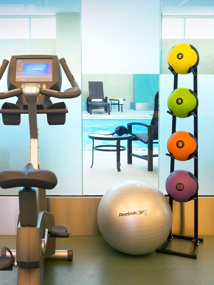 John-Sutton-Photography-Westin Hotel Fitness Center