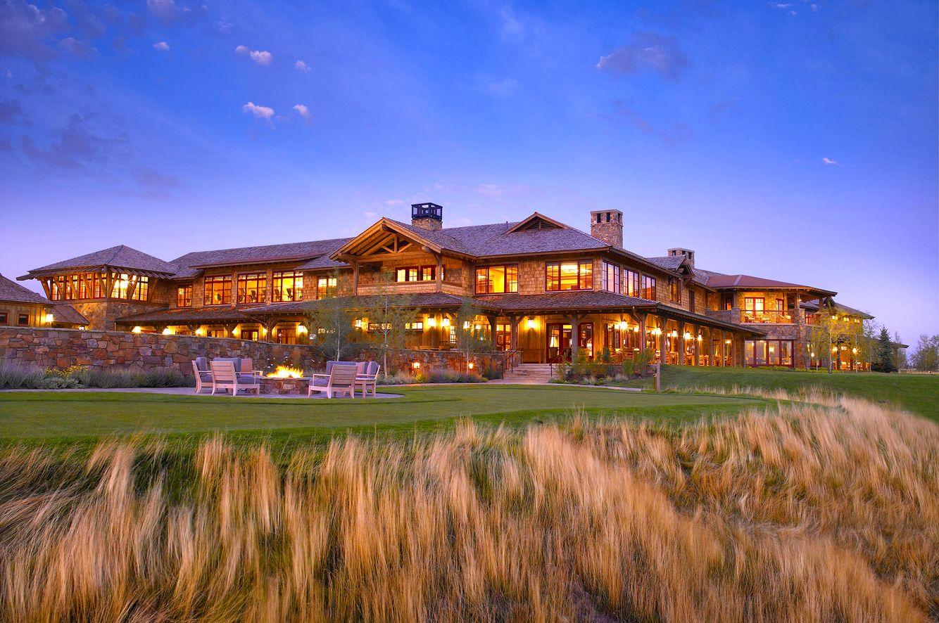 Shooting Star Golf Club - Club House