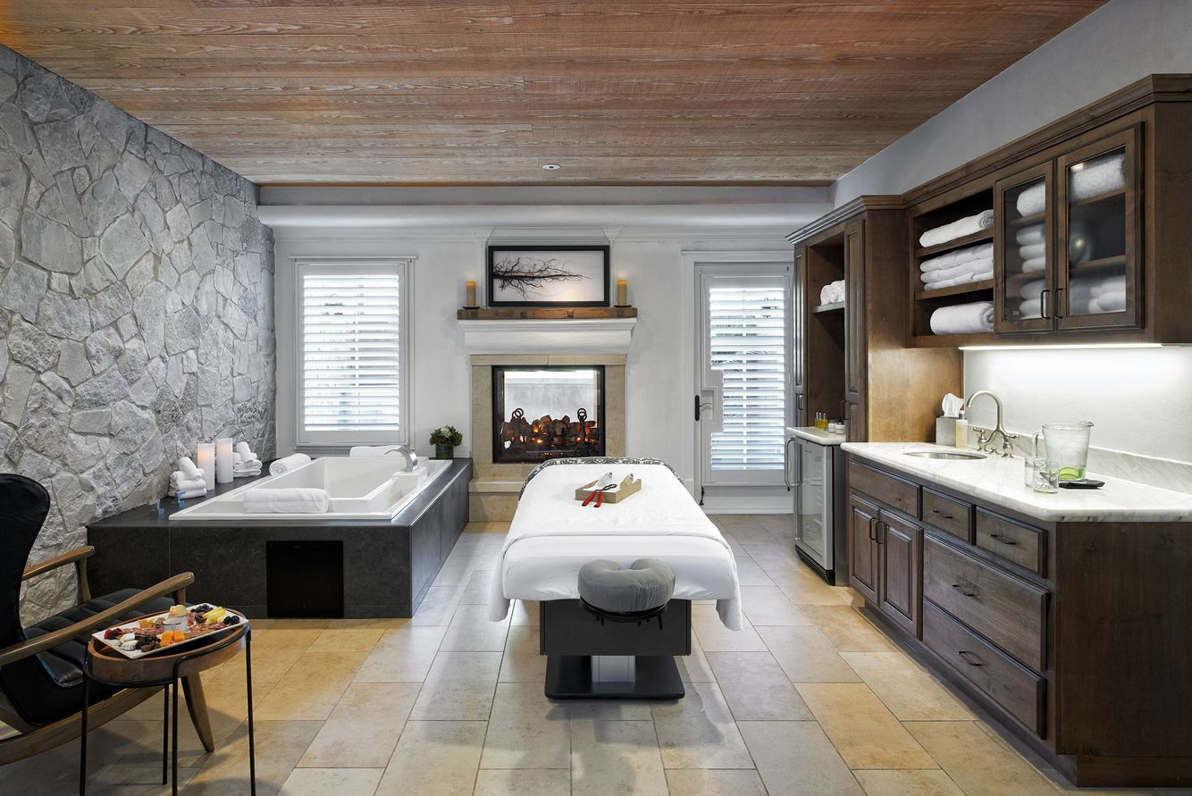John Sutton Photography-The Spa at the Estate Yountville