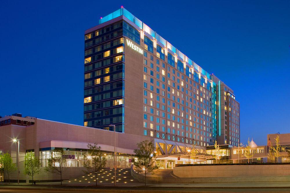 John-Sutton-Photography-Westin Boston Waterfront Hotel Exterior