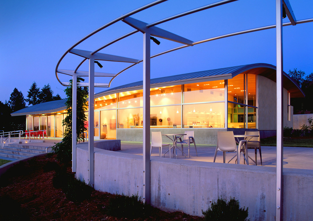 John-Sutton-Photography-Roshambo Winery Tasting Room and Gallery at Dawn