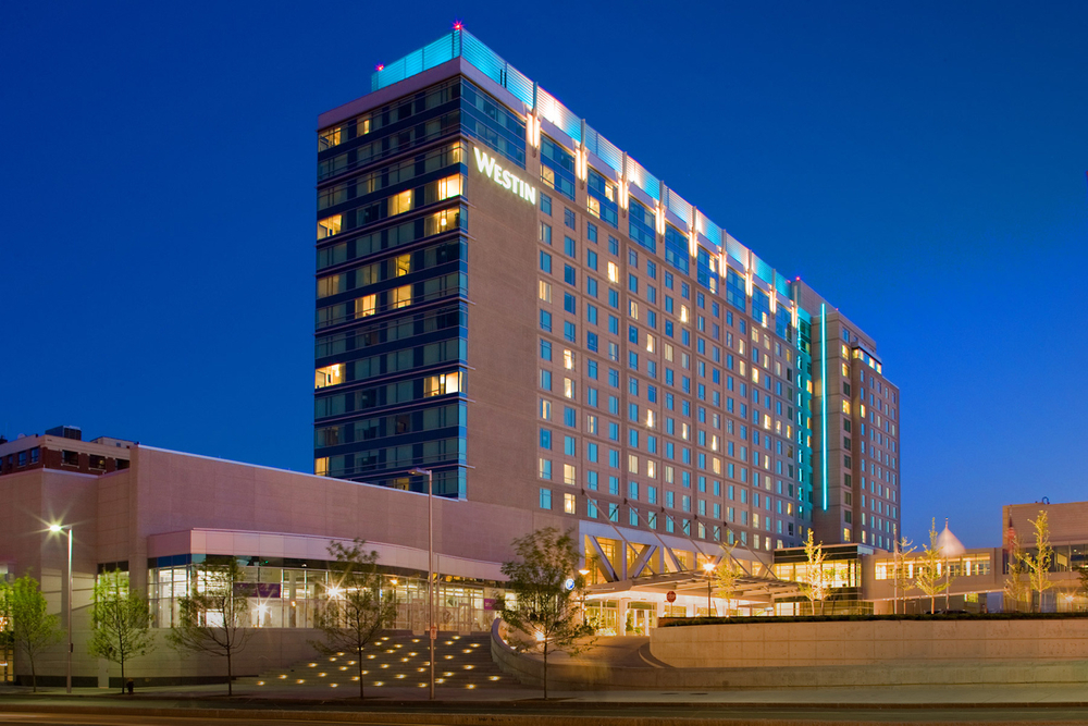 John-Sutton-Photography-Westin Boston Waterfront Hotel Exterior