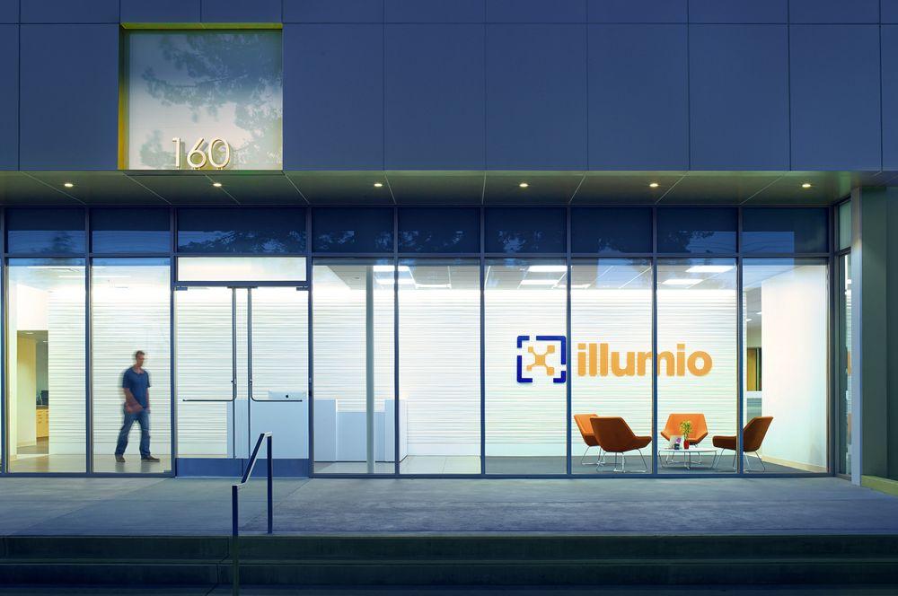 illumio Offices Building Facade