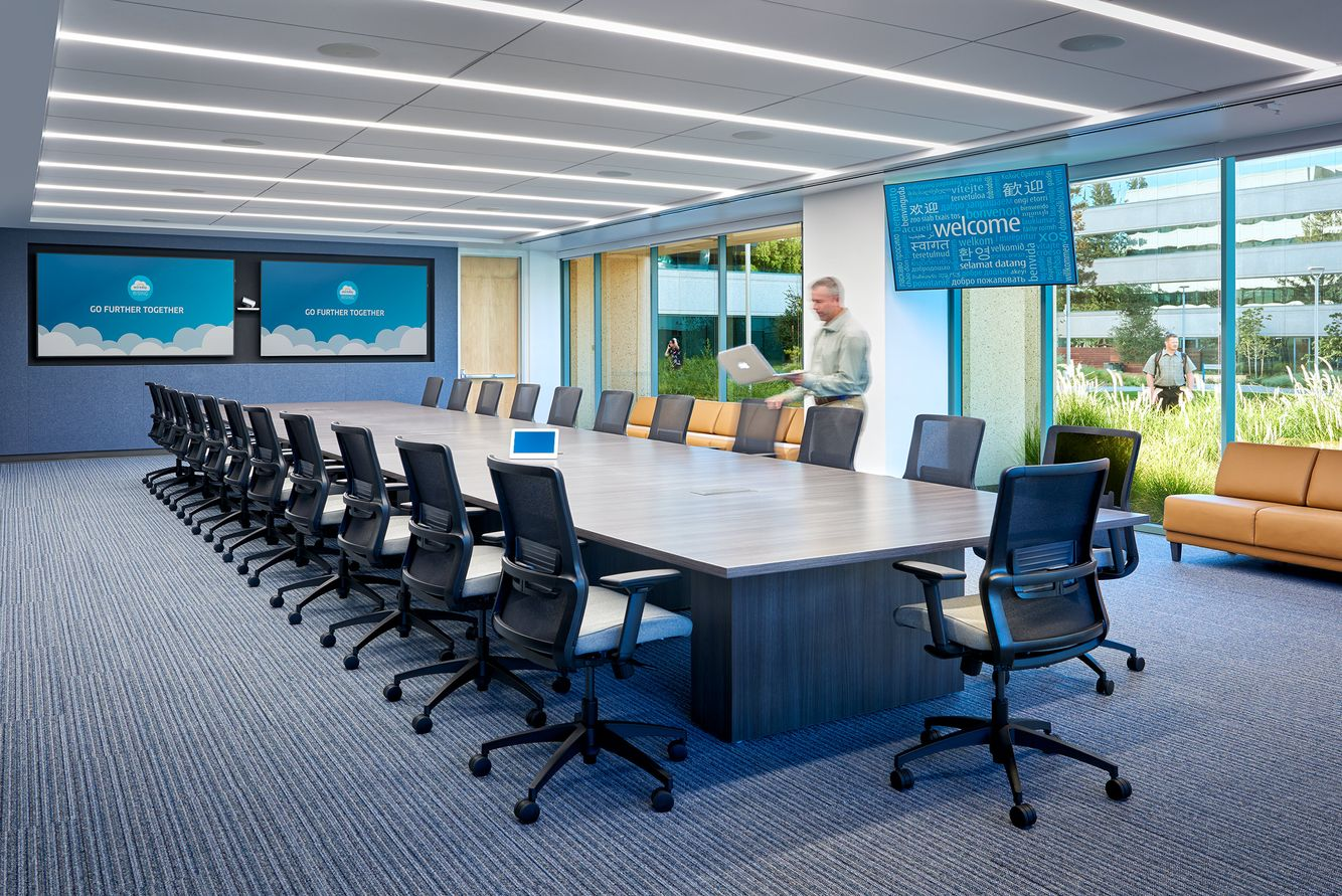 Workday conference room