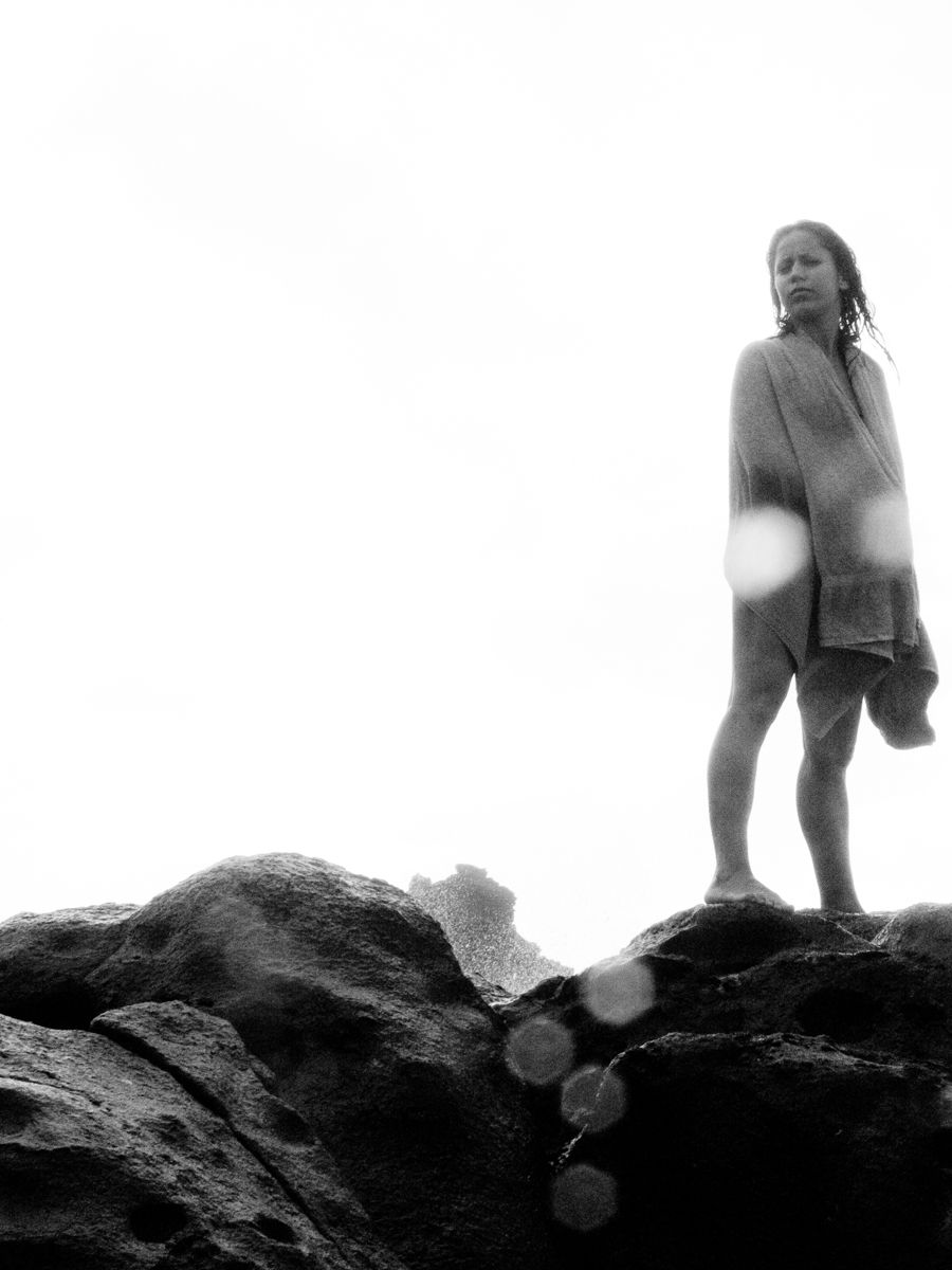 Evelyn @ the Olivine Pools No. 3