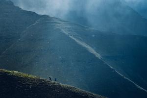 drakesnberg traverse | RED BULL