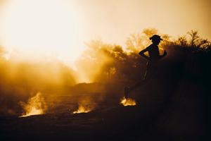 across deserts | THIRST & IWC