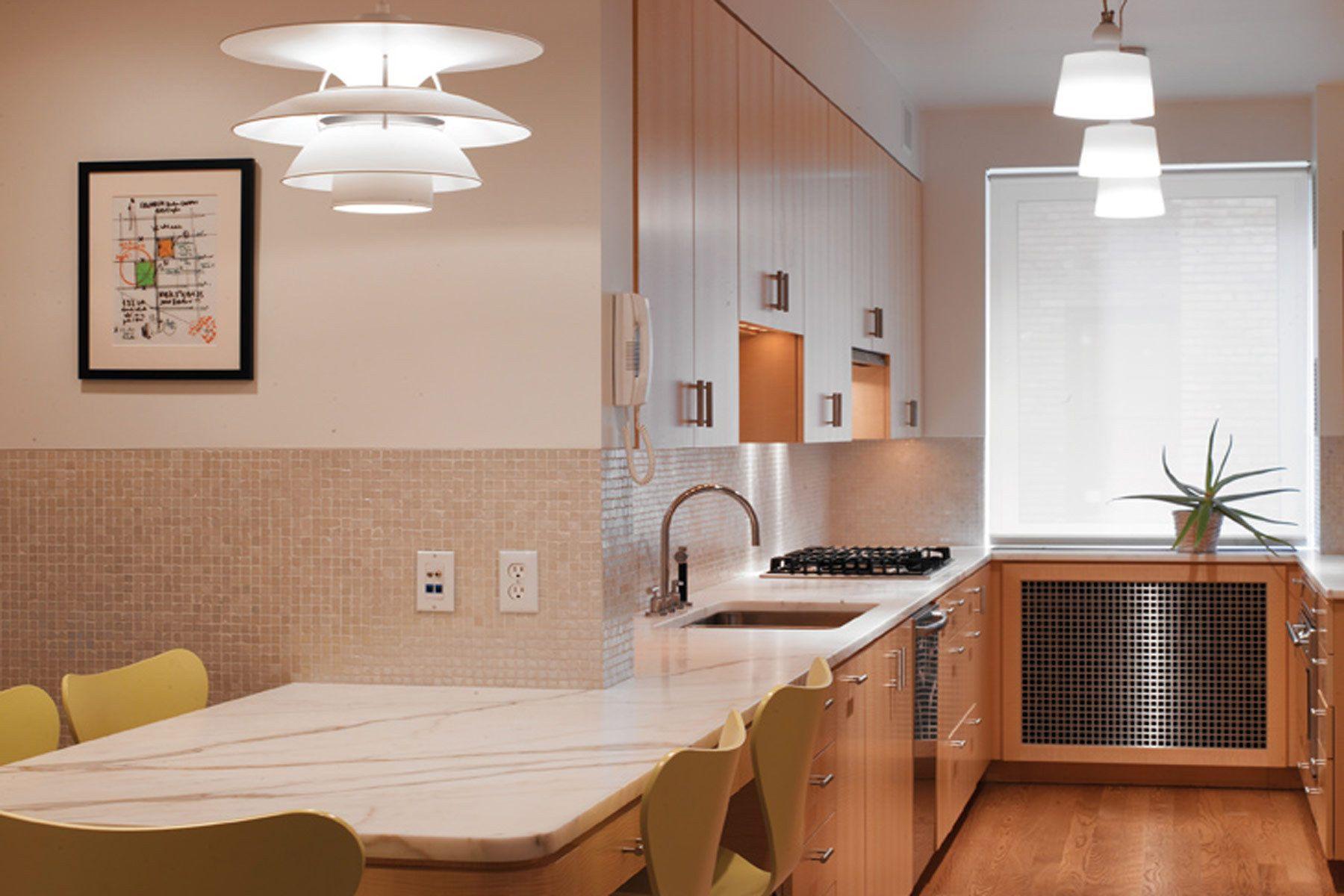 Central Park West Apartment