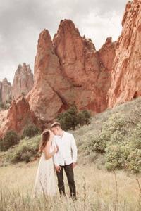 engagement portraits colorado springs