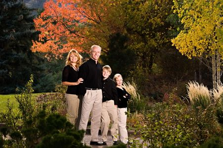 family portraits Broadmoor