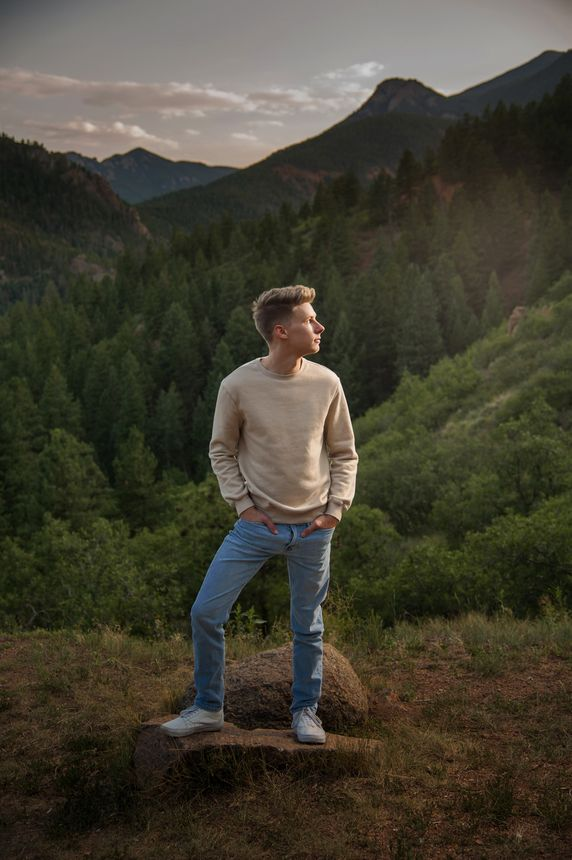 Photographer Colorado Springs Senior Pictures
