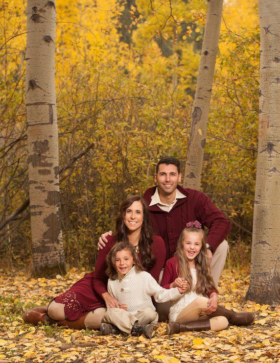 fall family photographer Colorado Springs