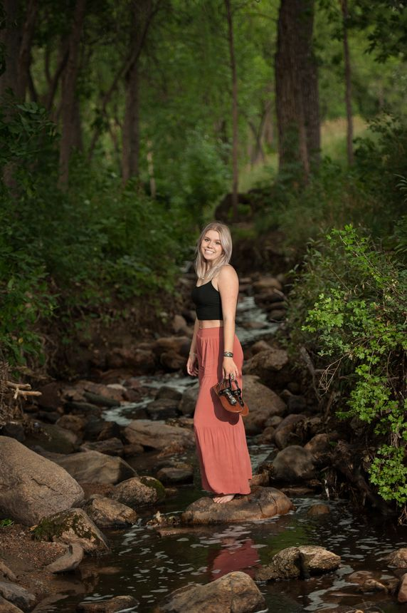 Bear Creek Park Portraits