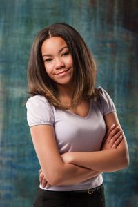 Tween and teen portraits Colorado Springs