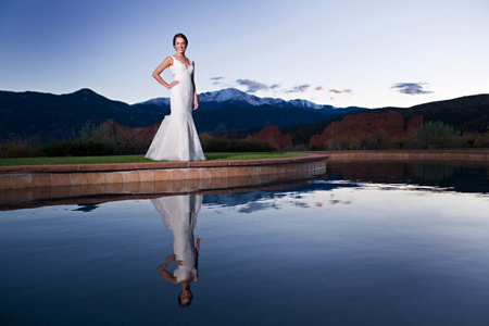 Garden of the Gods Club Weddings in Colorado Springs