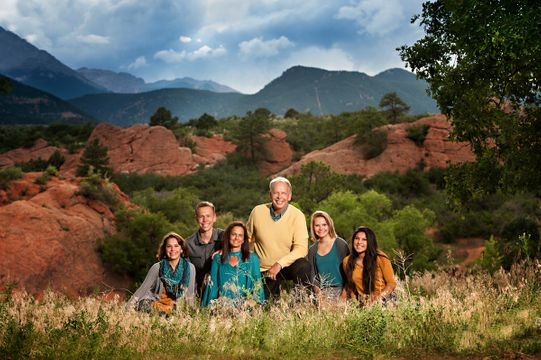 family portraits colorado springs