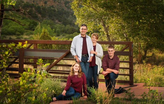 family photographer Colorado Springs