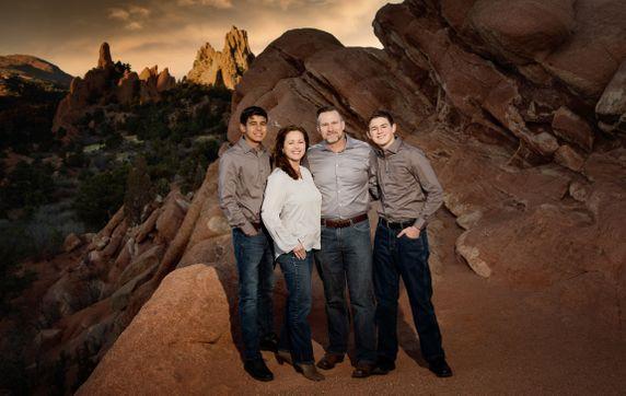 family photographer colorado