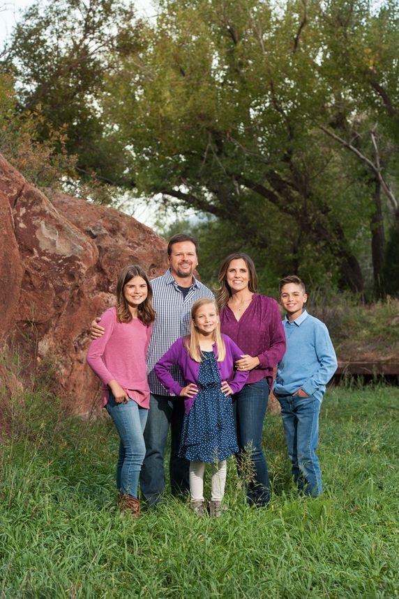family portraits colorado springs