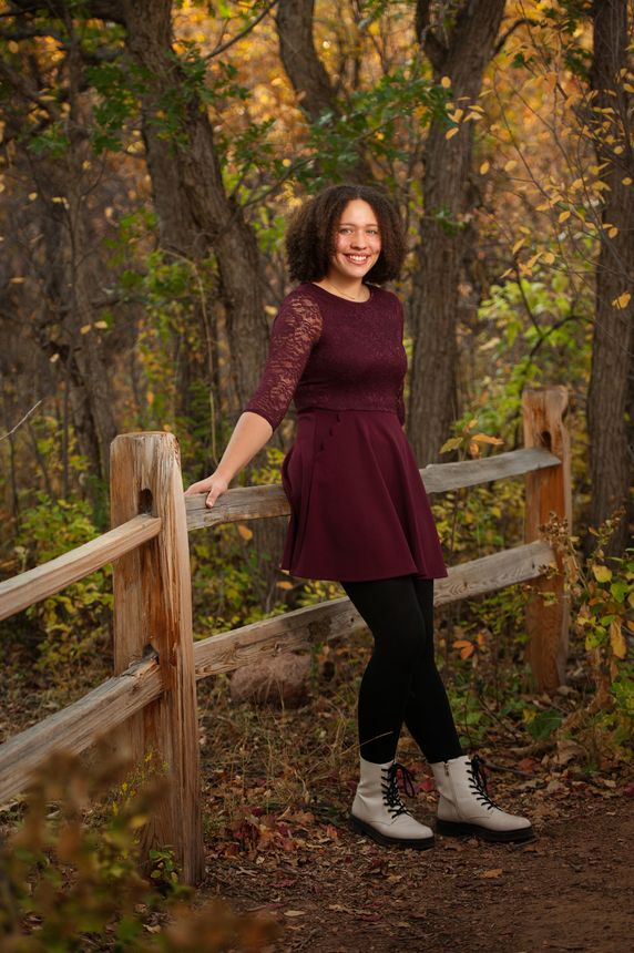 colorado springs outdoor high school senior pictures