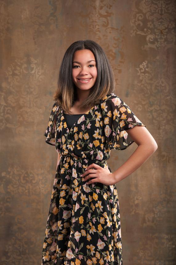 Tween and teen portraits Colorado Springs