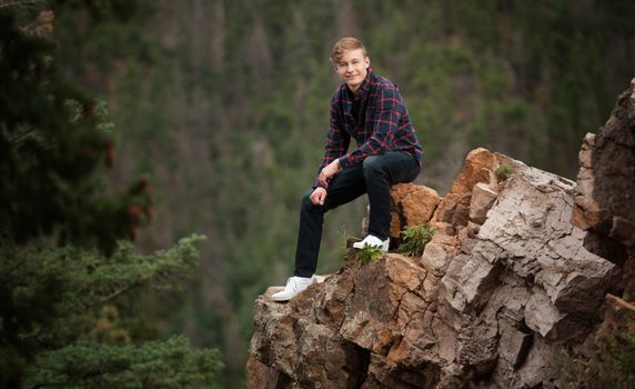 Colorado springs outdoor portraits