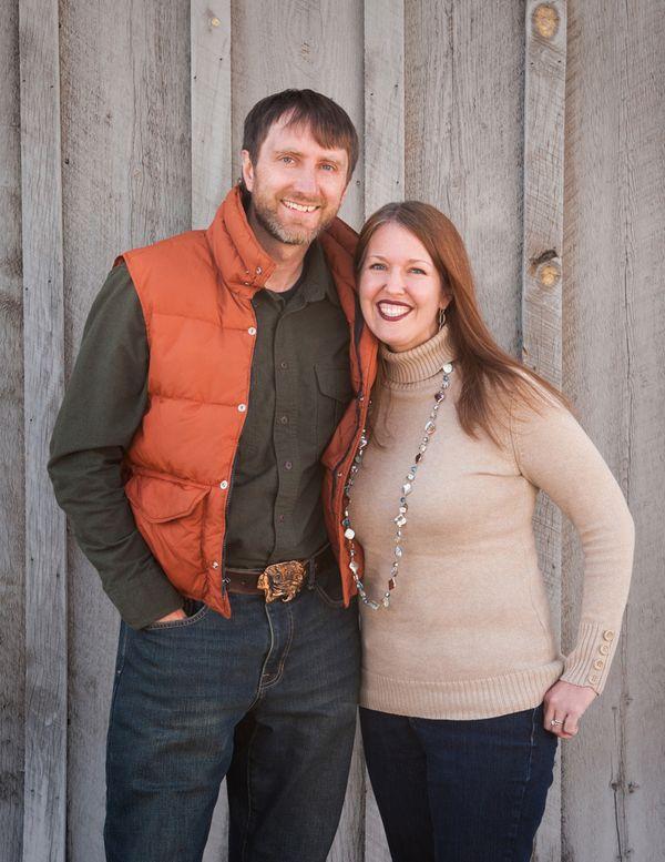Jonathan and Lindsay Betz