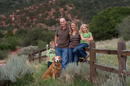 Family Portrait Photographer in Colorado
