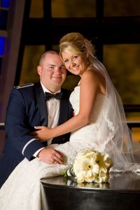 Air Force Academy Wedding