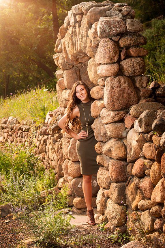 senior pictures colorado springs  monument