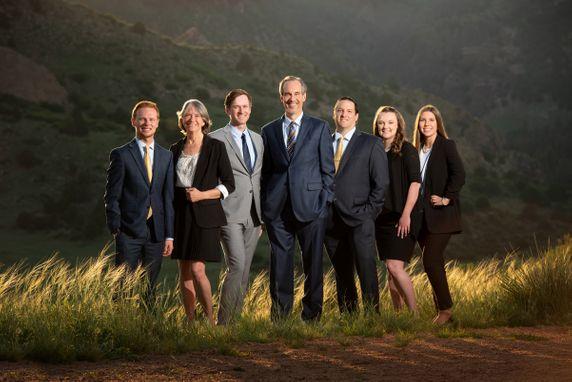 professional team profile business headshots colorado springs