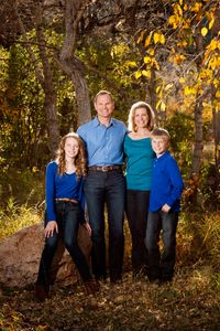 family pictures in Cheyenne Canon